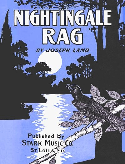 ragtime nightingale cover