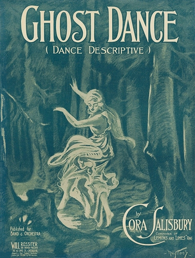 ghost dance cover