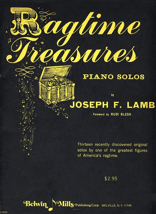 ragtime treasures cover